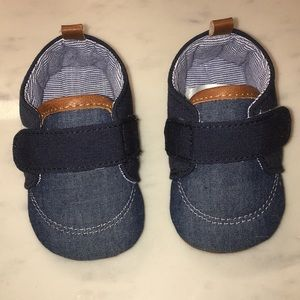 Baby Velcro Shoes